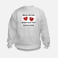 Share The Love Sweatshirt