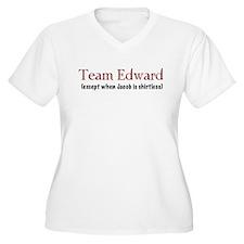 Team Edward (except...) T-Shirt