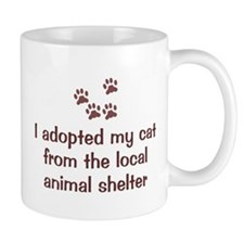 Adopted My Cat Mug