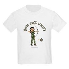 Light Camouflage Archery T-Shirt