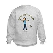 Light Blue Archery Sweatshirt
