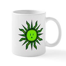 Green Energy Sun Mug