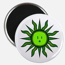 Green Energy Sun Magnet