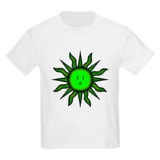 Green Energy Sun T-Shirt