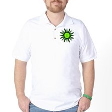 Green Energy Sun T-Shirt
