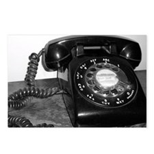 Rotary Dial Telephone Postcards (Package of 8)