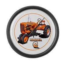 The Heartland Classic Model C Large Wall Clock