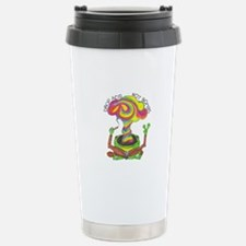 Drop Acid Not Bombs Travel Mug