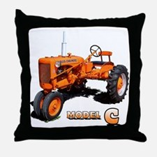 Cool Chalmers grandpa agriculture Throw Pillow