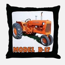 Unique Chalmers grandpa agriculture Throw Pillow