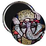 "Ganesh 2.25"" Gift Magnets (100 pack)"