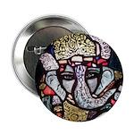 "Ganesh 2.25"" Button"