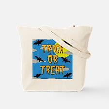 Trick Or Treat Bats (tote bag)