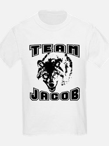 Team Jacob ~ Black T-Shirt