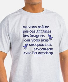 Affairs of French Dragons T-Shirt