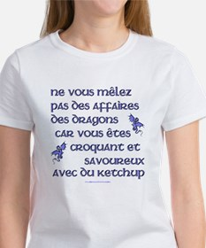 Affairs of French Dragons Tee