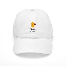 Veggie Chick Baseball Cap