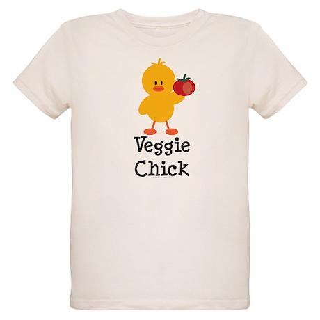 Veggie Chick Organic Kids T-Shirt