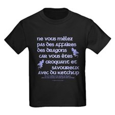 Affairs of French Dragons T