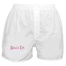 Darien's Girl Boxer Shorts