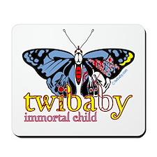 Immortal Child Twibaby Mousepad