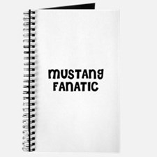 MUSTANG FANATIC Journal
