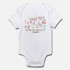 Cute Skip Infant Bodysuit