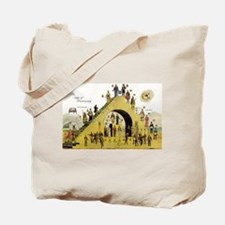 Steps of Freemasonry Tote Bag