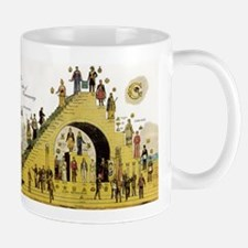 Steps of Freemasonry Mug