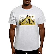 Steps of Freemasonry T-Shirt