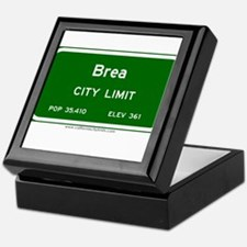 Brea Keepsake Box