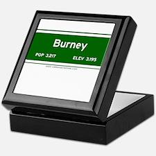 Burney Keepsake Box