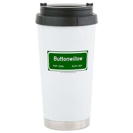 Buttonwillow Stainless Steel Travel Mug