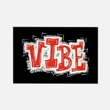 Vibe Rectangle Magnet