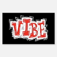 Vibe Sticker (Rectangle)