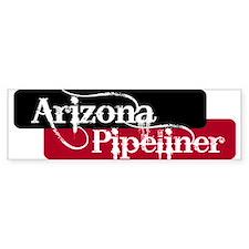 Arizona Pipeliner Bumper Bumper Stickers
