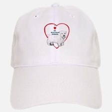 sealyham terrier love Baseball Baseball Cap