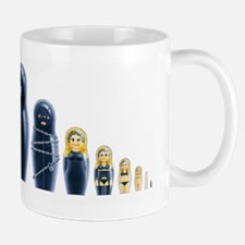 Fetish Russian Dolls Mug
