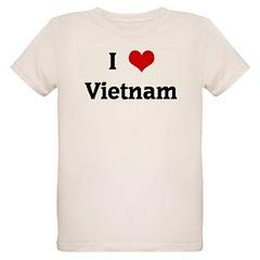 I Love Vietnam T-Shirt