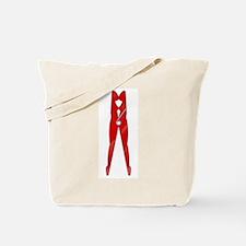 Fetish Clothes Pin Tote Bag