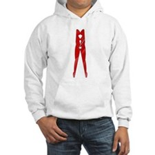 Fetish Clothes Pin Hoodie