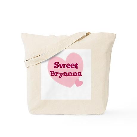 Sweet Bryanna Tote Bag