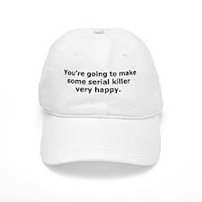 Serial Killer Baseball Cap