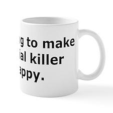 Serial Killer Mug