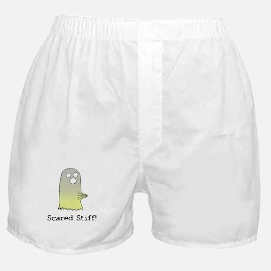 Scared Stiff Boxer Shorts