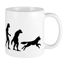Werewolf Evolution Mug