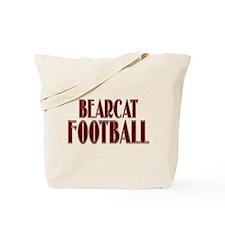 BEARCAT FOOTBALL (28) Tote Bag