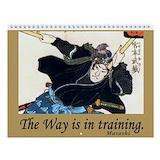 Karate Calendars
