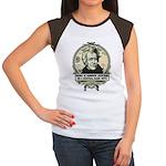 Irony is Andrew Jackson Women's Cap Sleeve T-Shirt