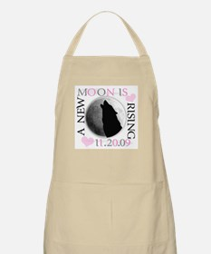 A New Moon is Rising BBQ Apron